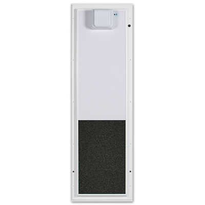 PlexiDor Electronic, white