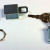 PlexiDor lock assembly kit