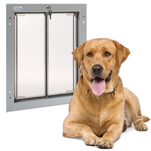 Large PlexiDor dog door