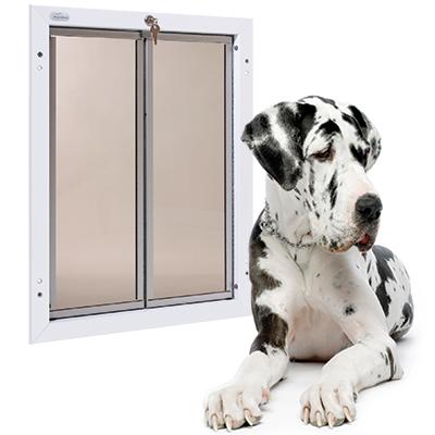 Extra Large PlexiDor dog door