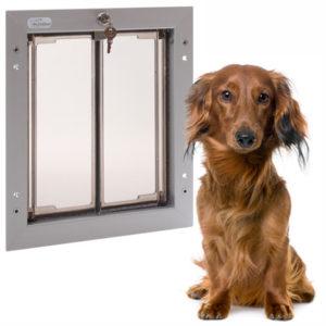 PlexiDor medium dog door