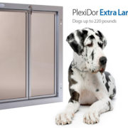 PlexiDor extra large dog door