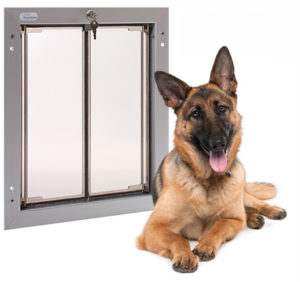 PlexiDor large dog door