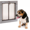PlexiDor medium dog door