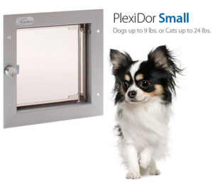 PlexiDor small pet door