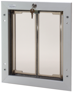 Medium PlexiDor dog door