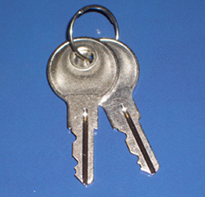 PlexiDor keys