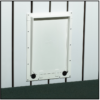 Magnador pet door