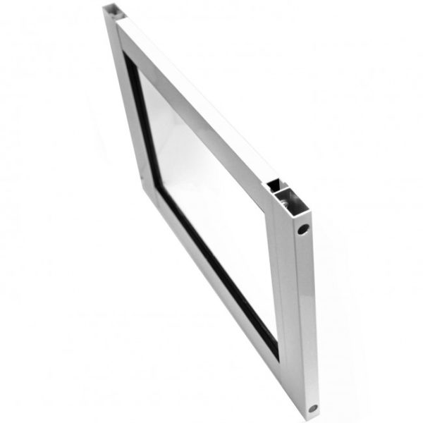 Height extension for Ideal fast fit pet door