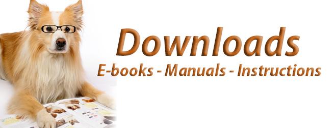 Downloads banner