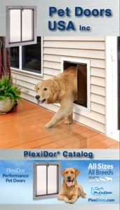 PlexiDor Retail Catalog Cover